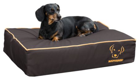 Bodyguard Royal Bed Brown
